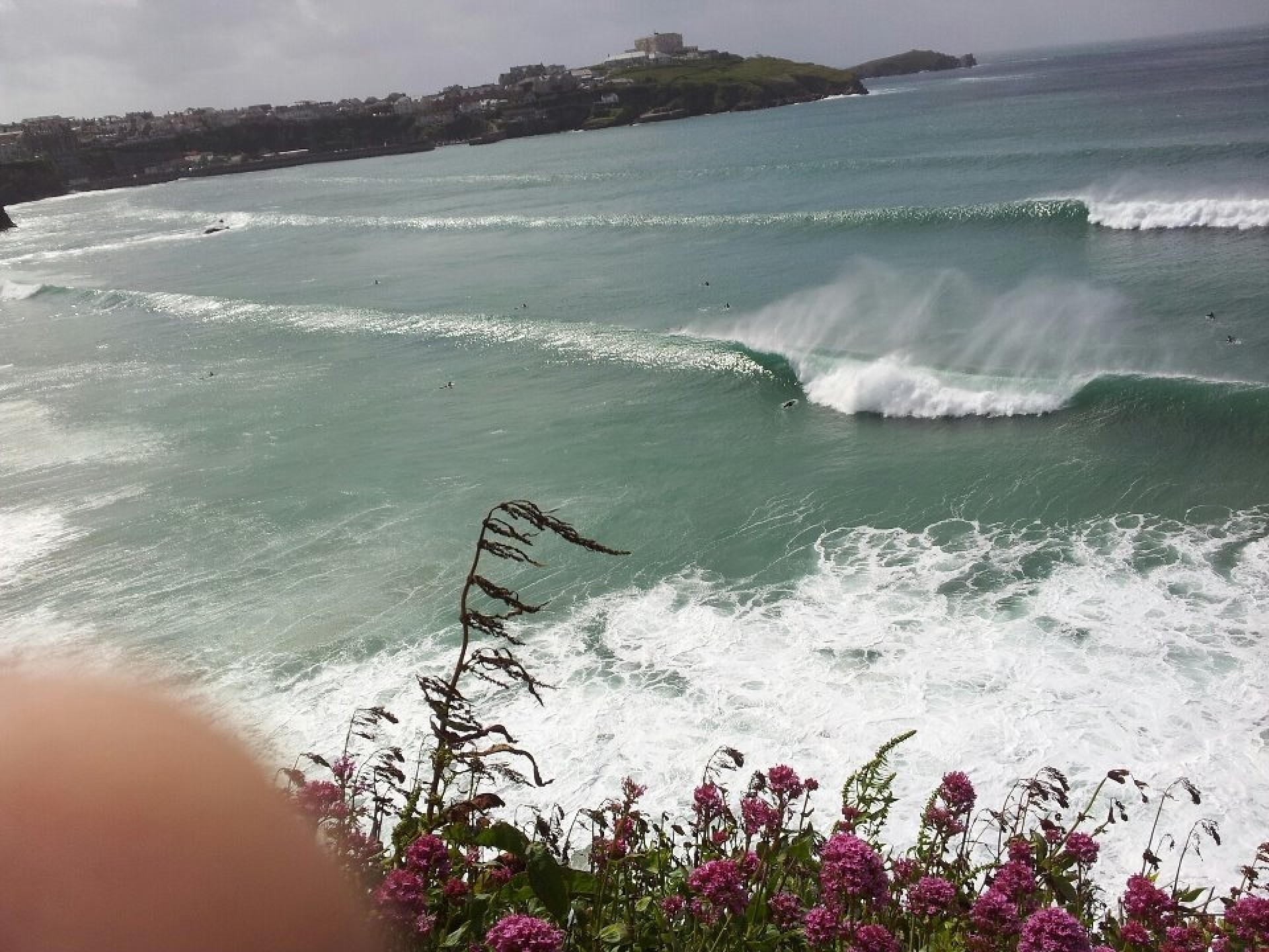 Kourosh Zahedi's photo of Newquay - Towan / Great Western