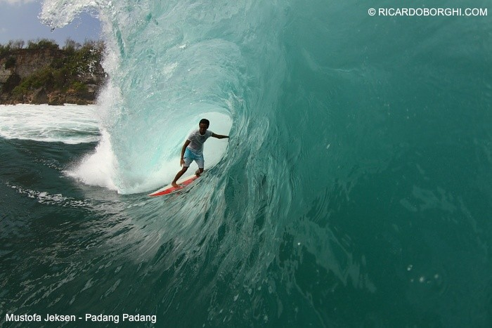 Ricardo Borghi's photo of Padang Padang