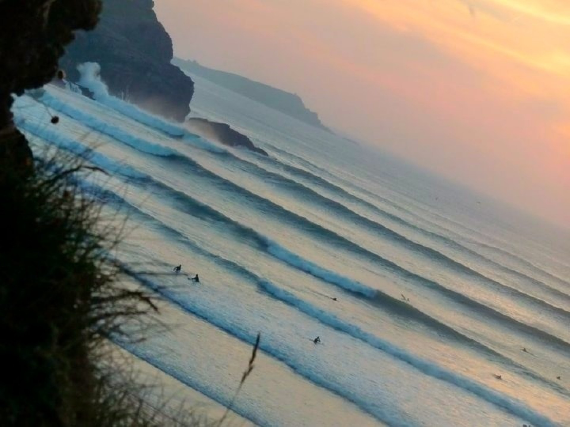 Hot Zingy Lemon's photo of Watergate Bay
