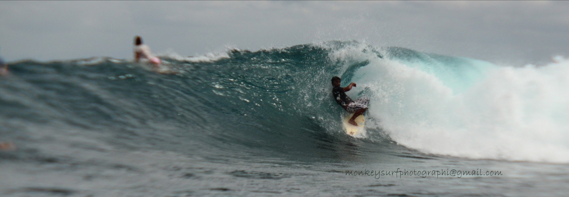 Monkey Surfing's photo of Lacerations