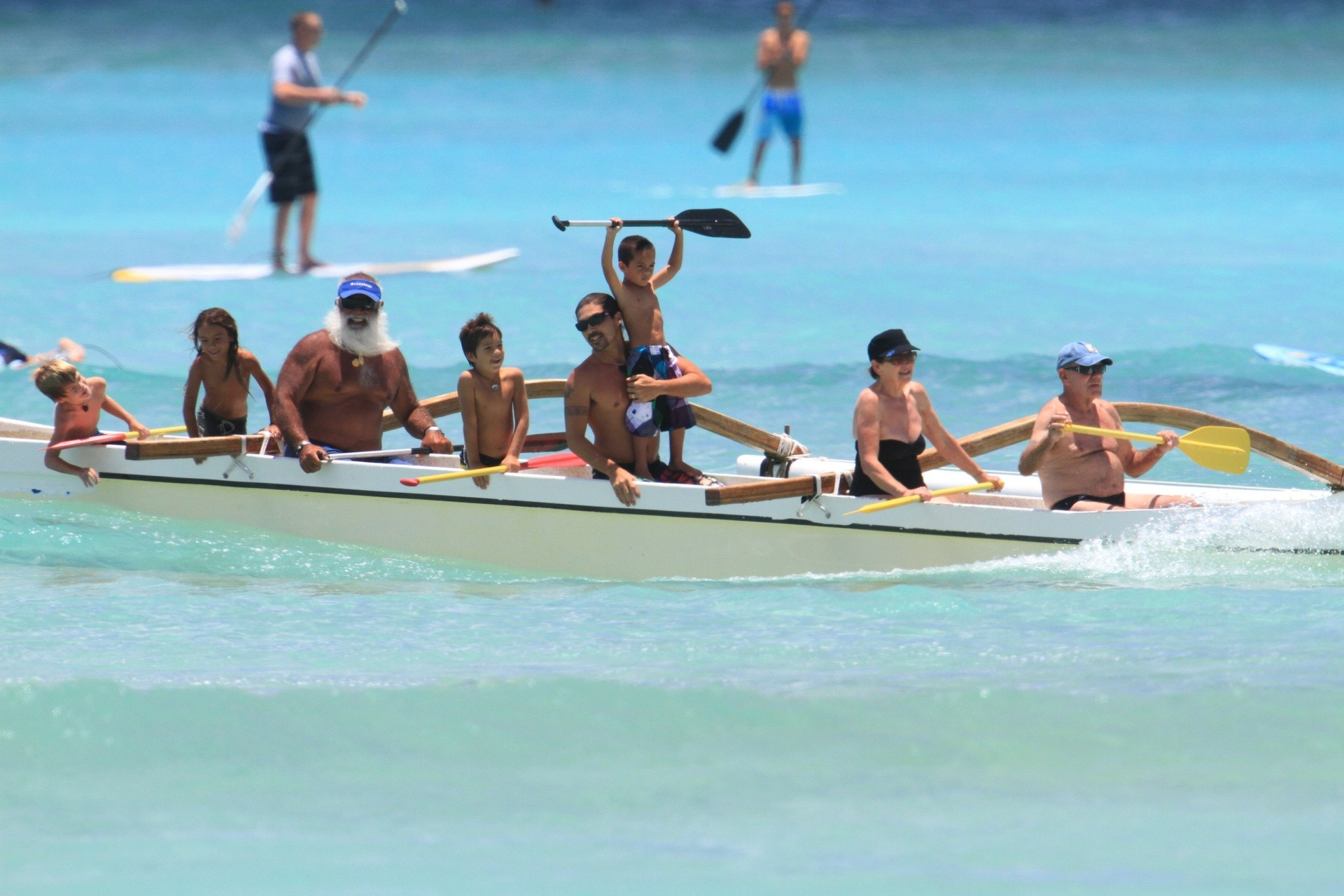 Slydah G's photo of Queens/Canoes (Waikiki)
