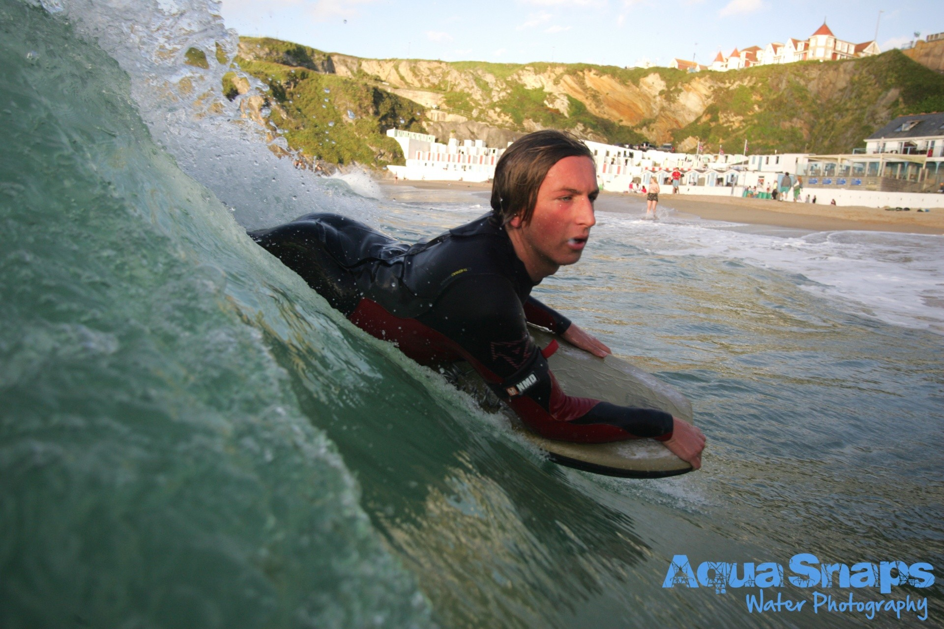 Aqua Snaps's photo of Newquay - Tolcarne Wedge