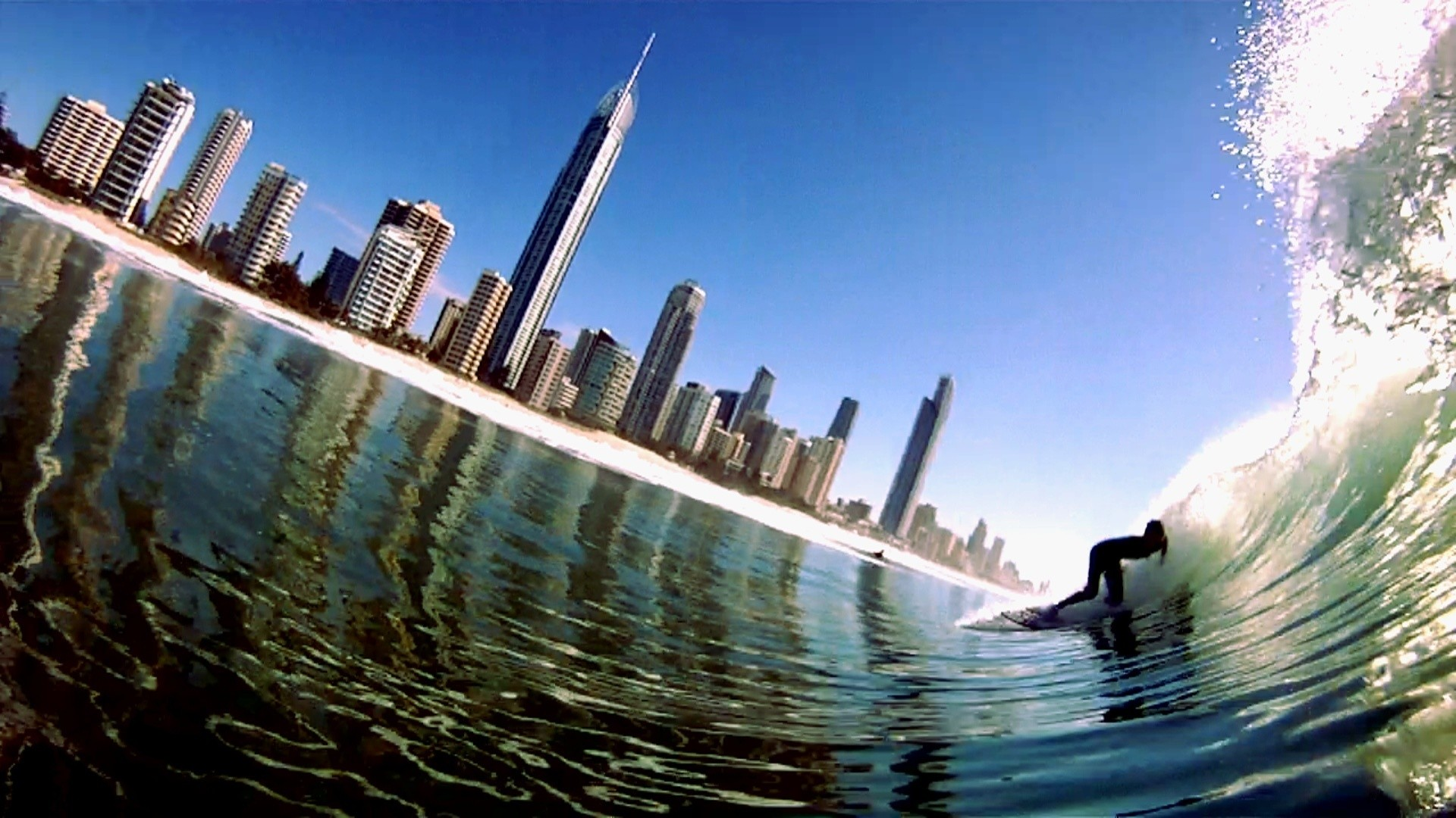 Tim Hamilton's photo of Surfers Paradise (Gold Coast)