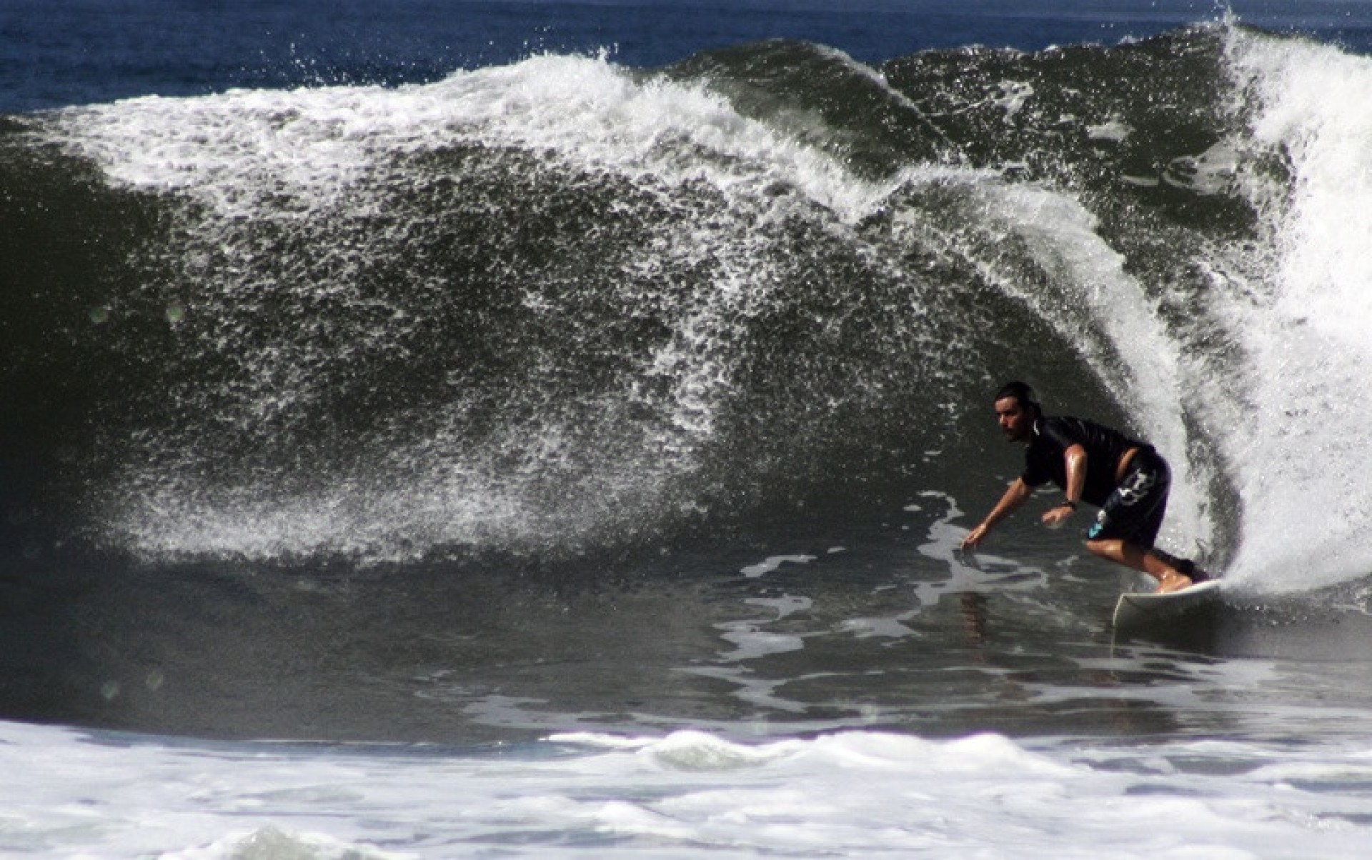 el salvador surfcamps's photo of El Sunzal