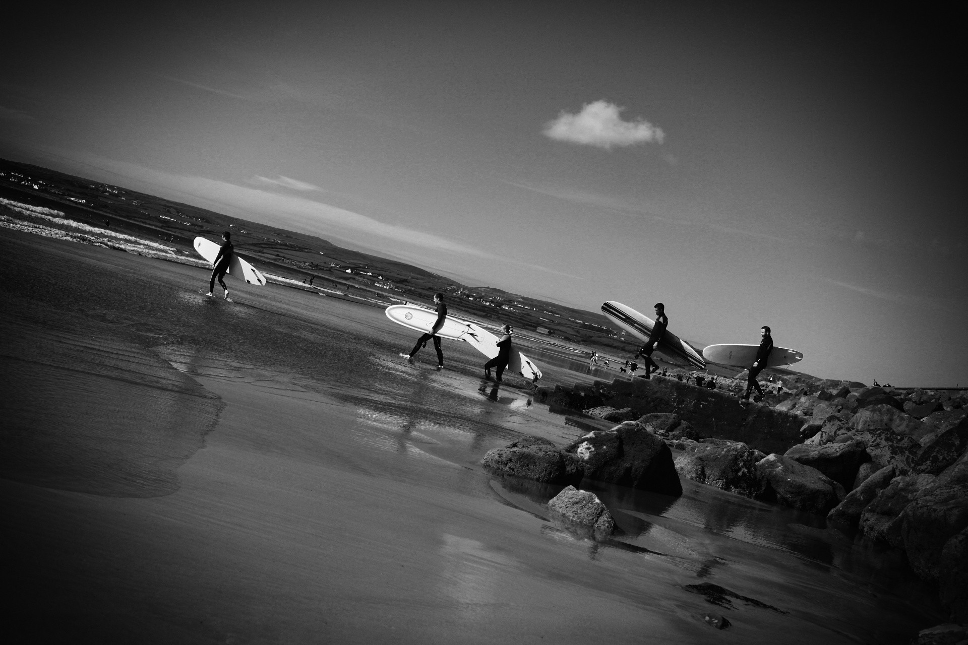 debbieh's photo of Lahinch - Beach