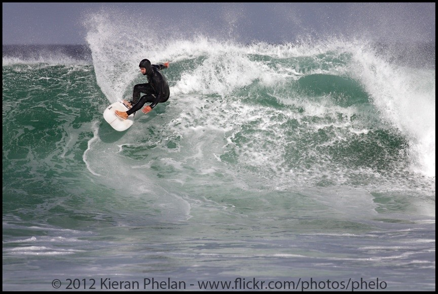Kieran Phelan's photo of Easkey Right