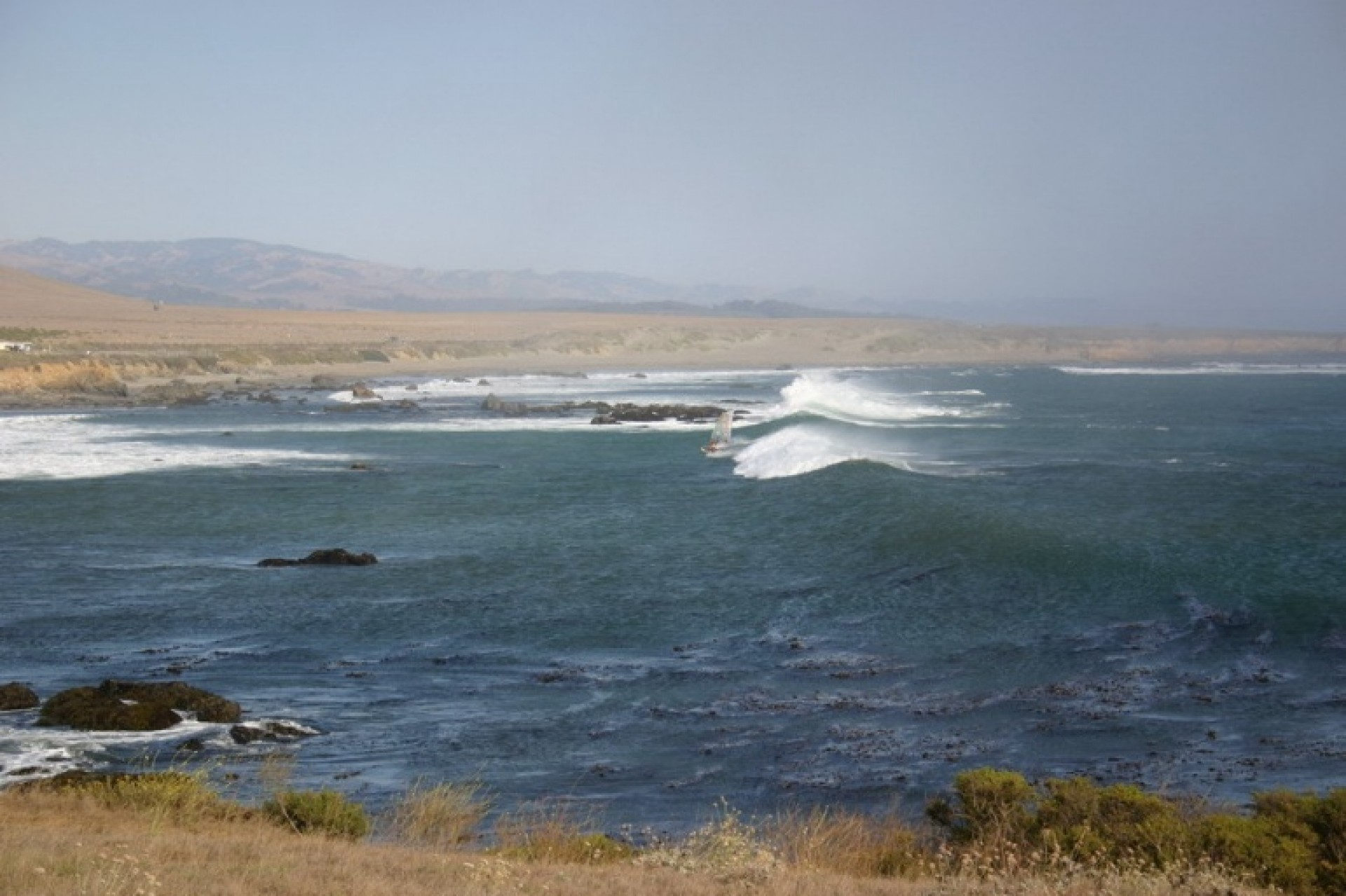 will king's photo of Andrew Molera State Park