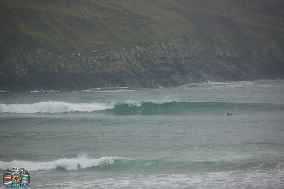 troublemike's photo of Hells Mouth (Porth Neigwl)