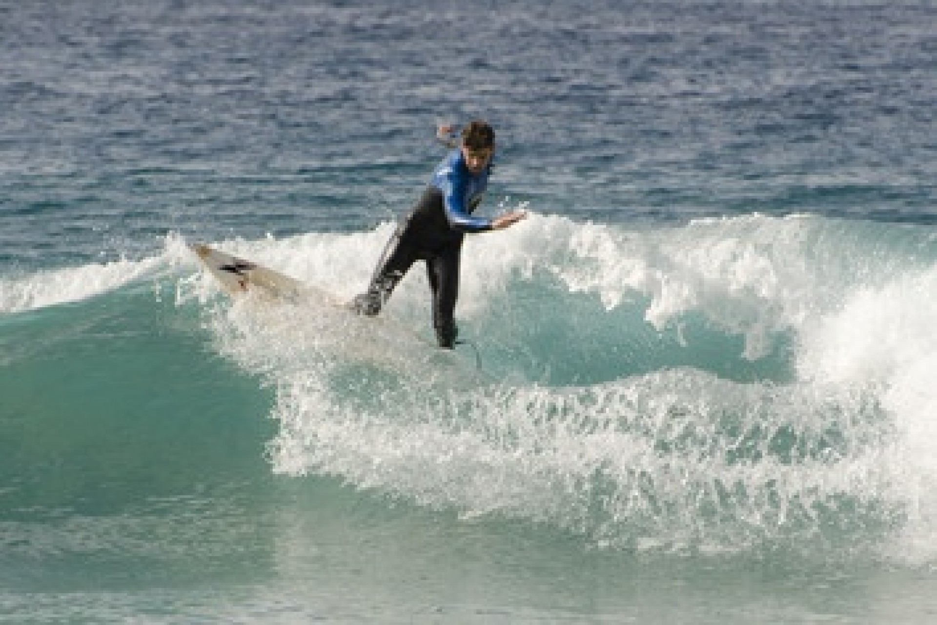 Waveguru Surfschool & Surfcamp's photo of Playa de la Pared