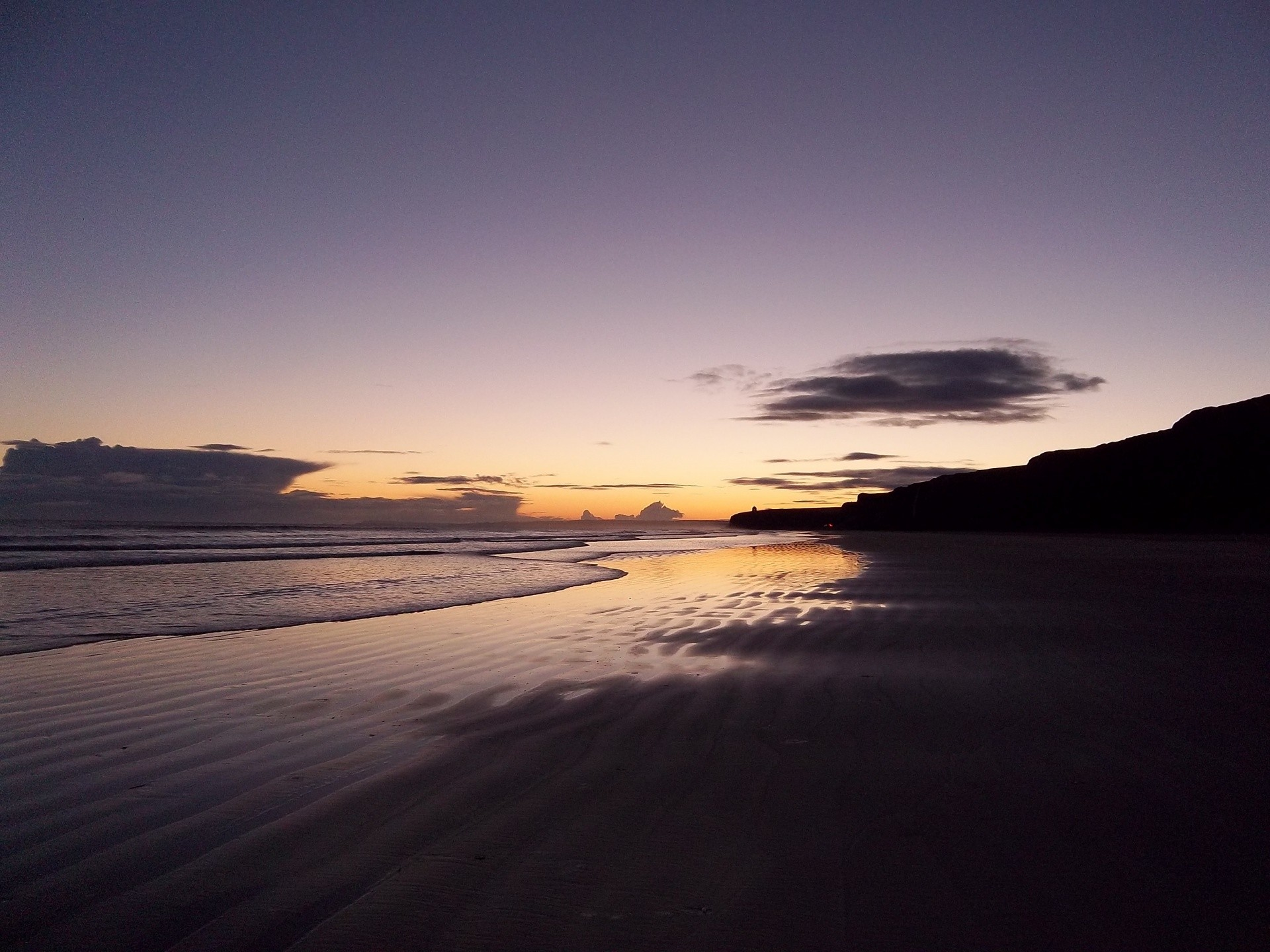 Shell's photo of Benone Strand