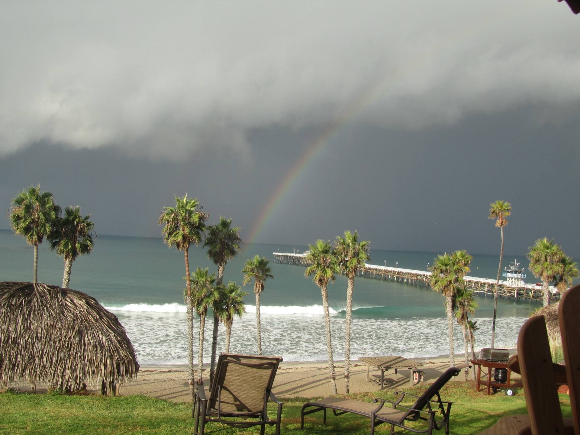 Gregory Borne's photo of San Clemente Pier