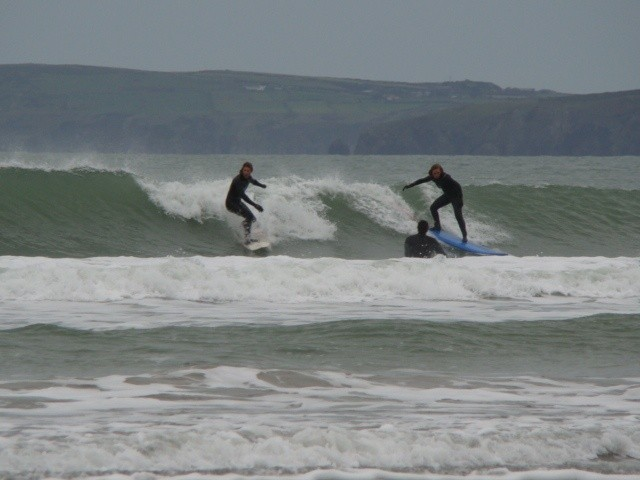 surf463's photo of Hells Mouth (Porth Neigwl)