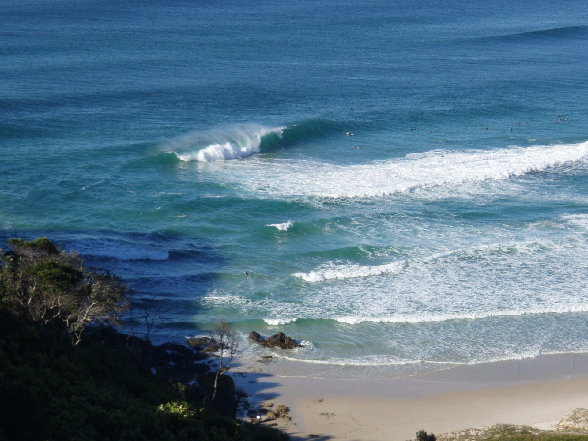 Get Joggly's photo of Tallow Beach