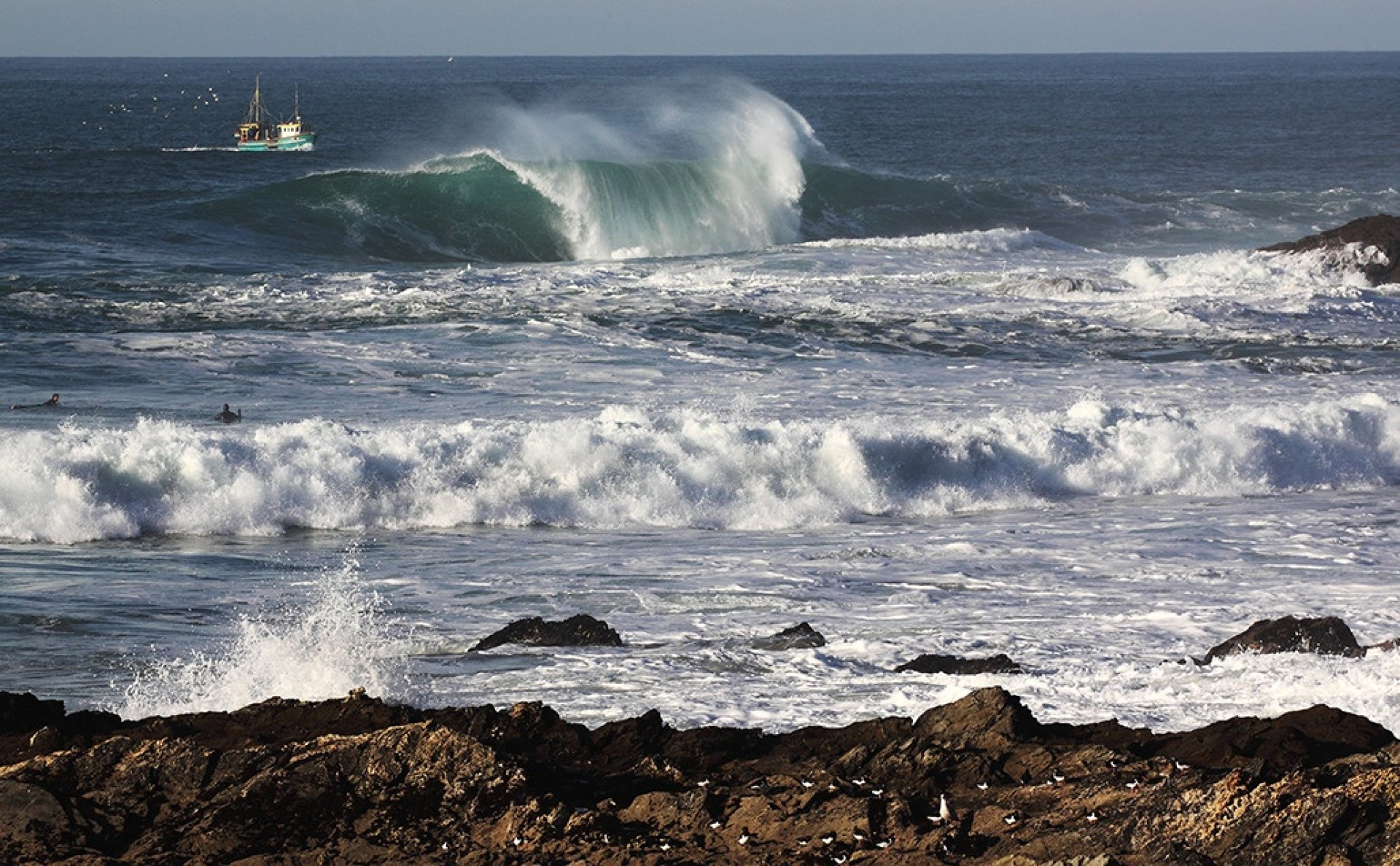 Mike Spencer's photo of Newquay - Cribbar