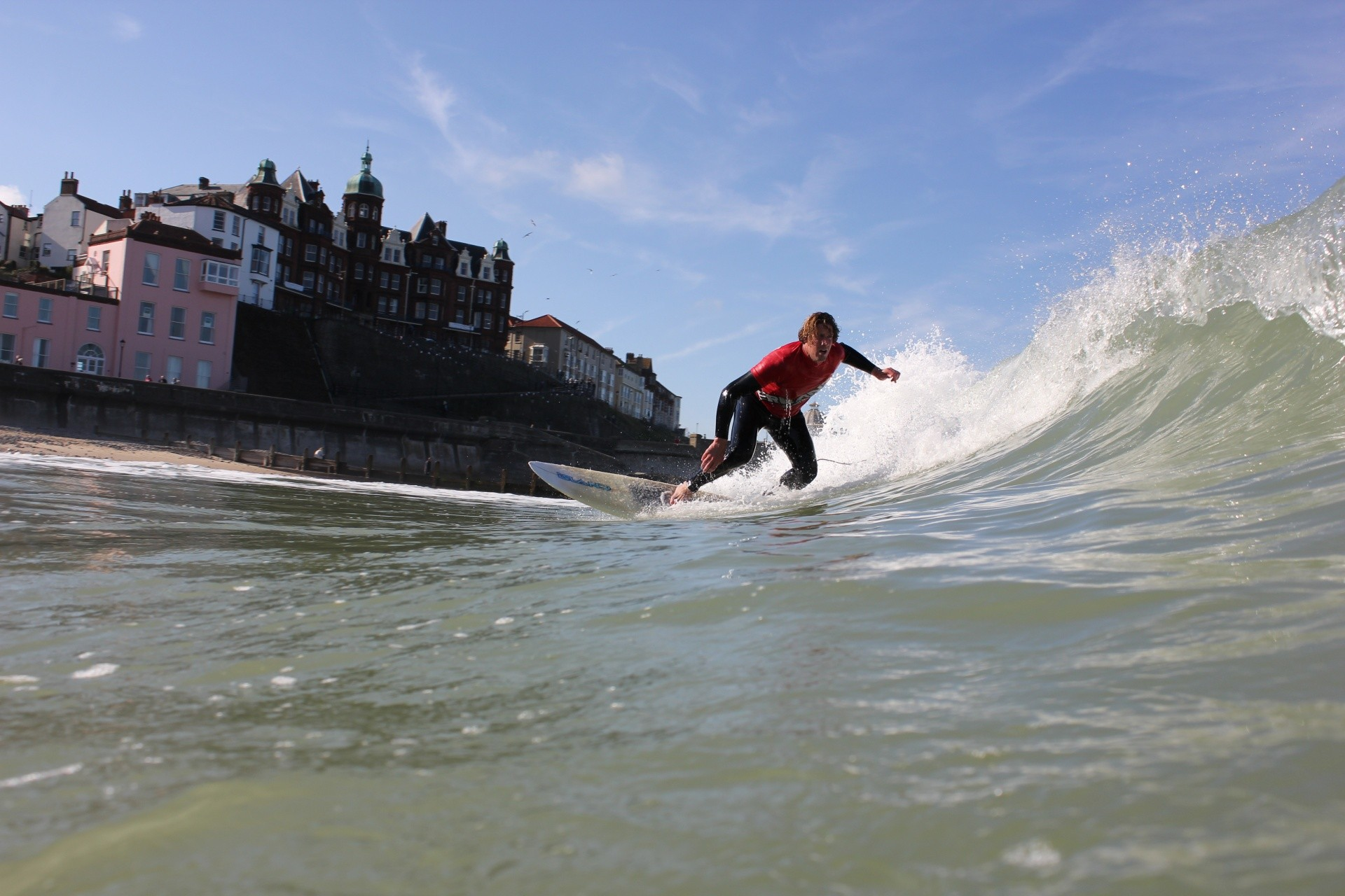 ocean people's photo of Cromer