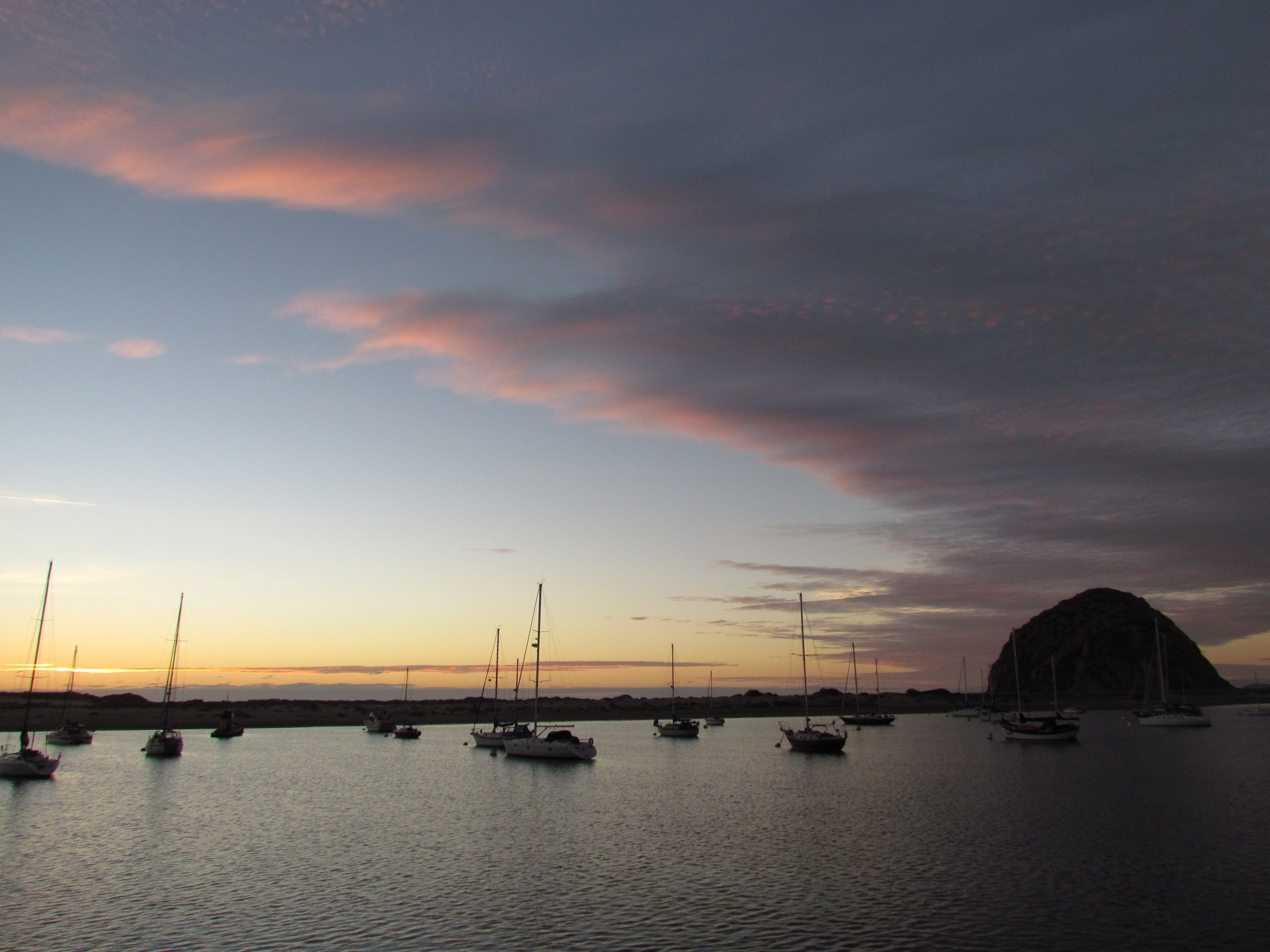 Lisa Grey's photo of Morro Bay