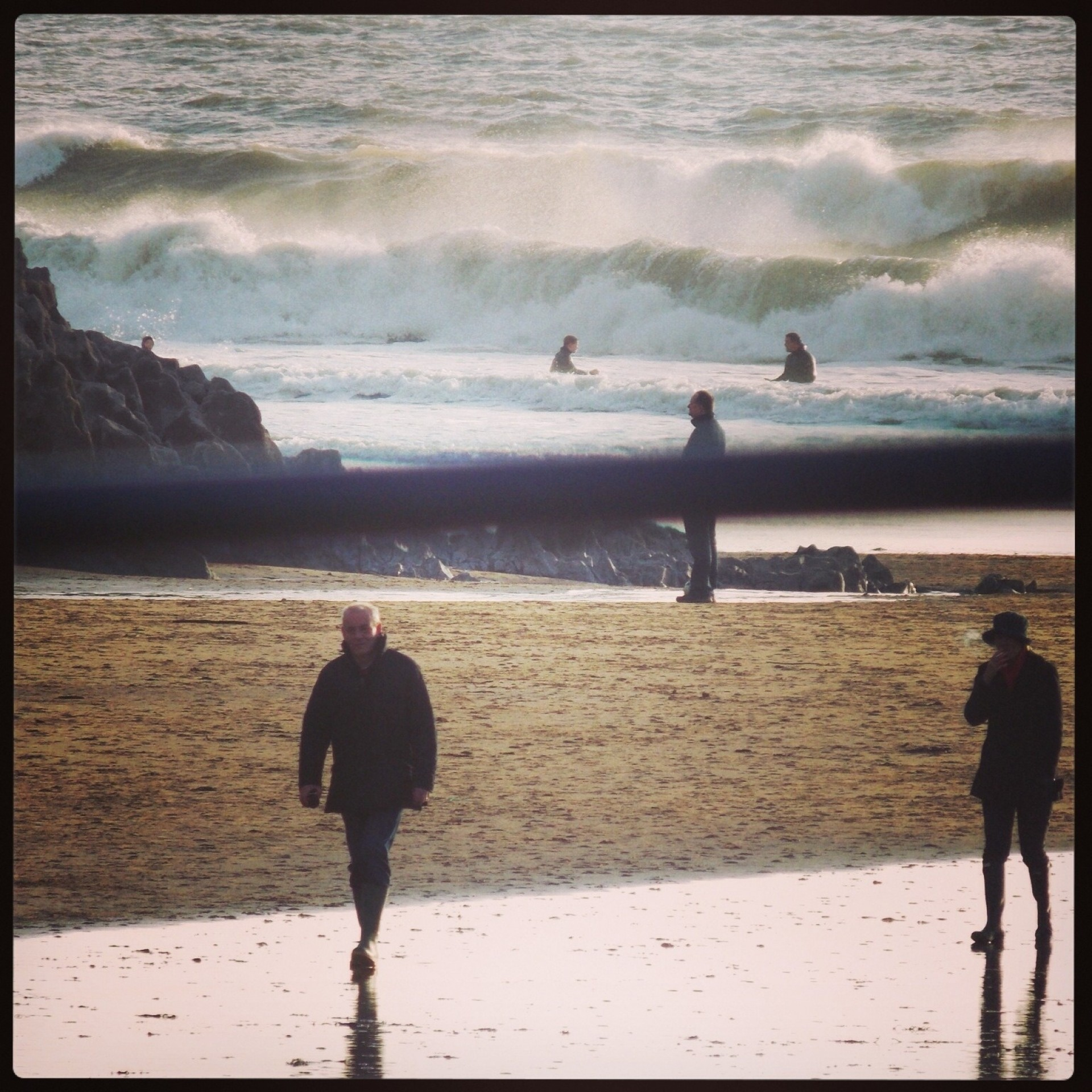 Jack Merrifield's photo of Langland Bay