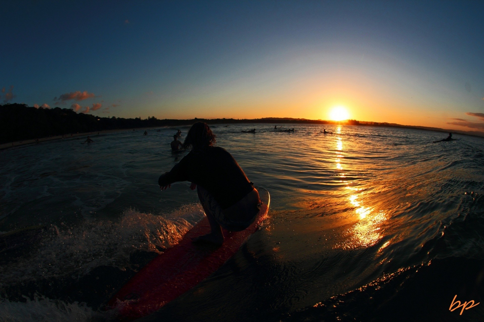 Luke Bullock's photo of Byron Bay