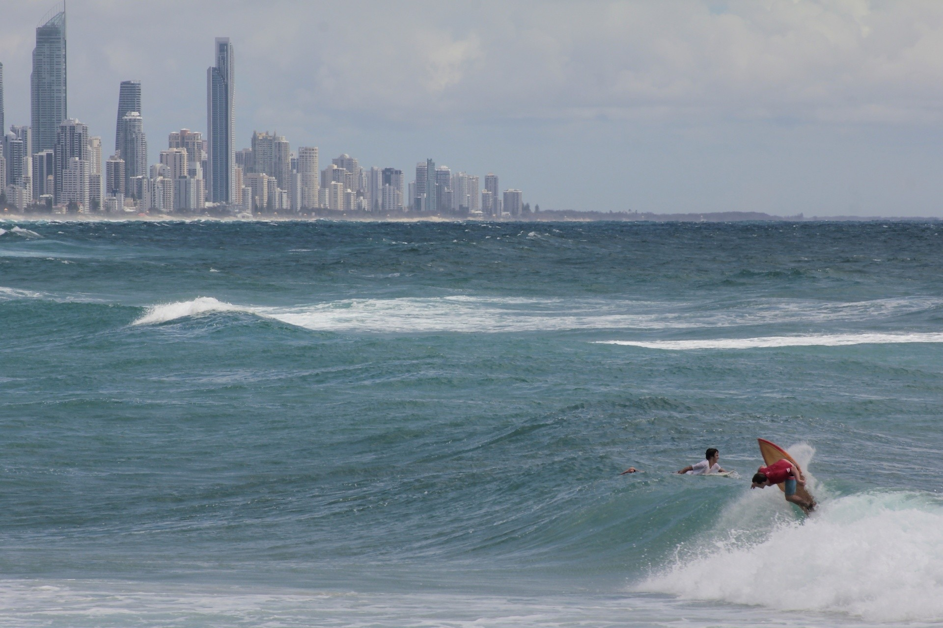 Get Joggly's photo of Burleigh Heads