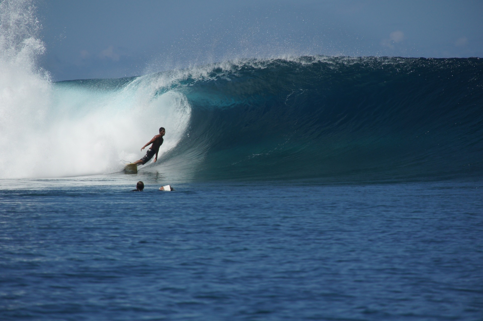 haunui's photo of Teahupoo