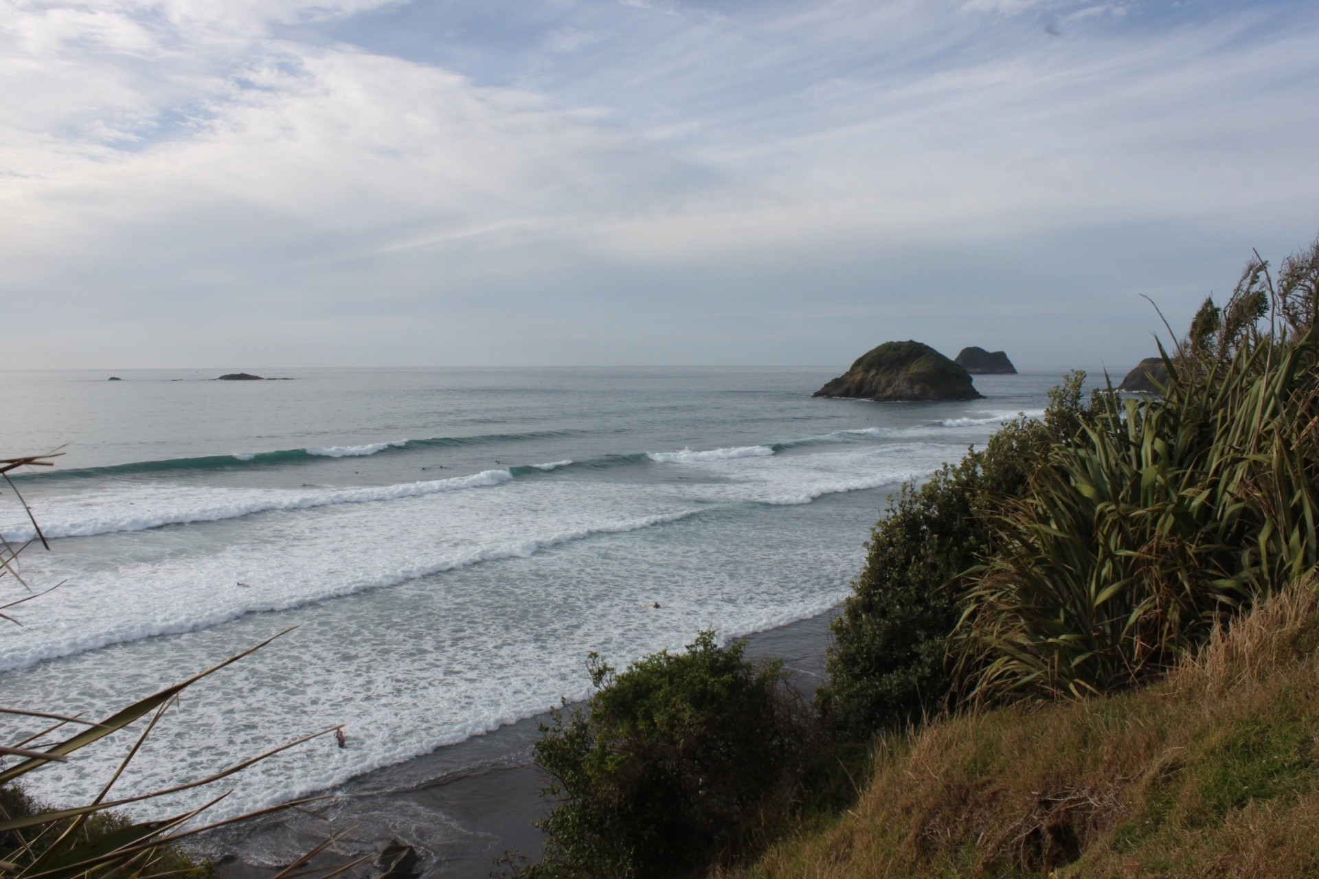 Johnny B's photo of Back Beach (Taranaki)