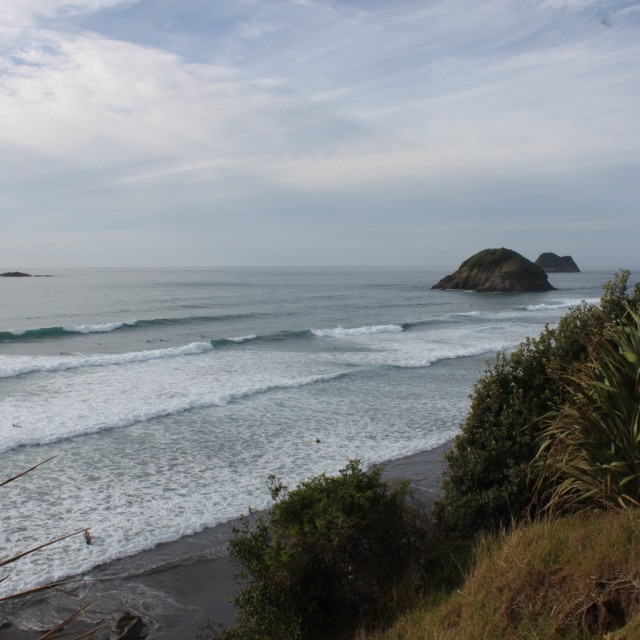 Photo of Back Beach (Taranaki)