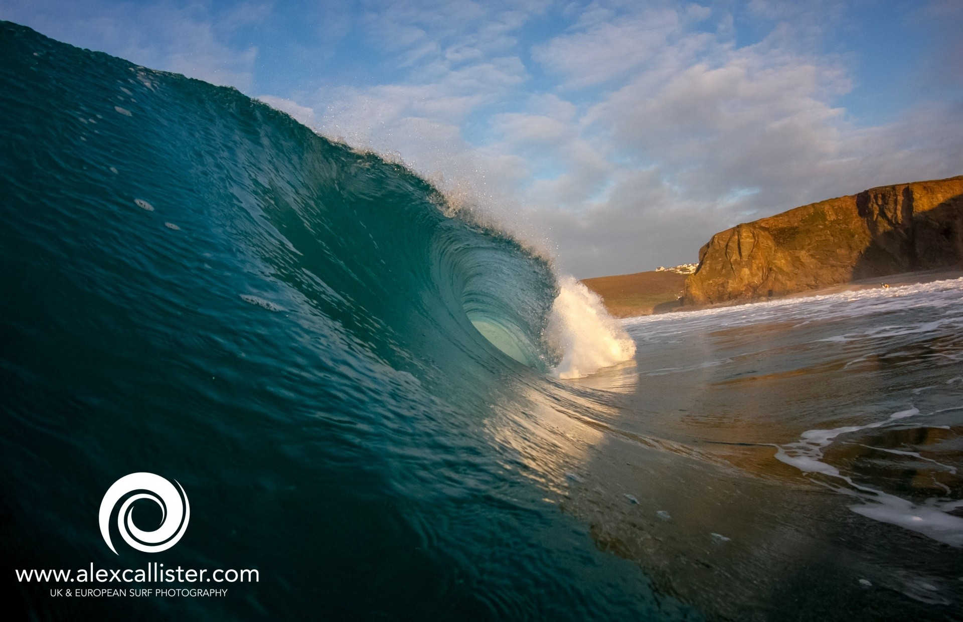 Alex Callister's photo of Porthtowan