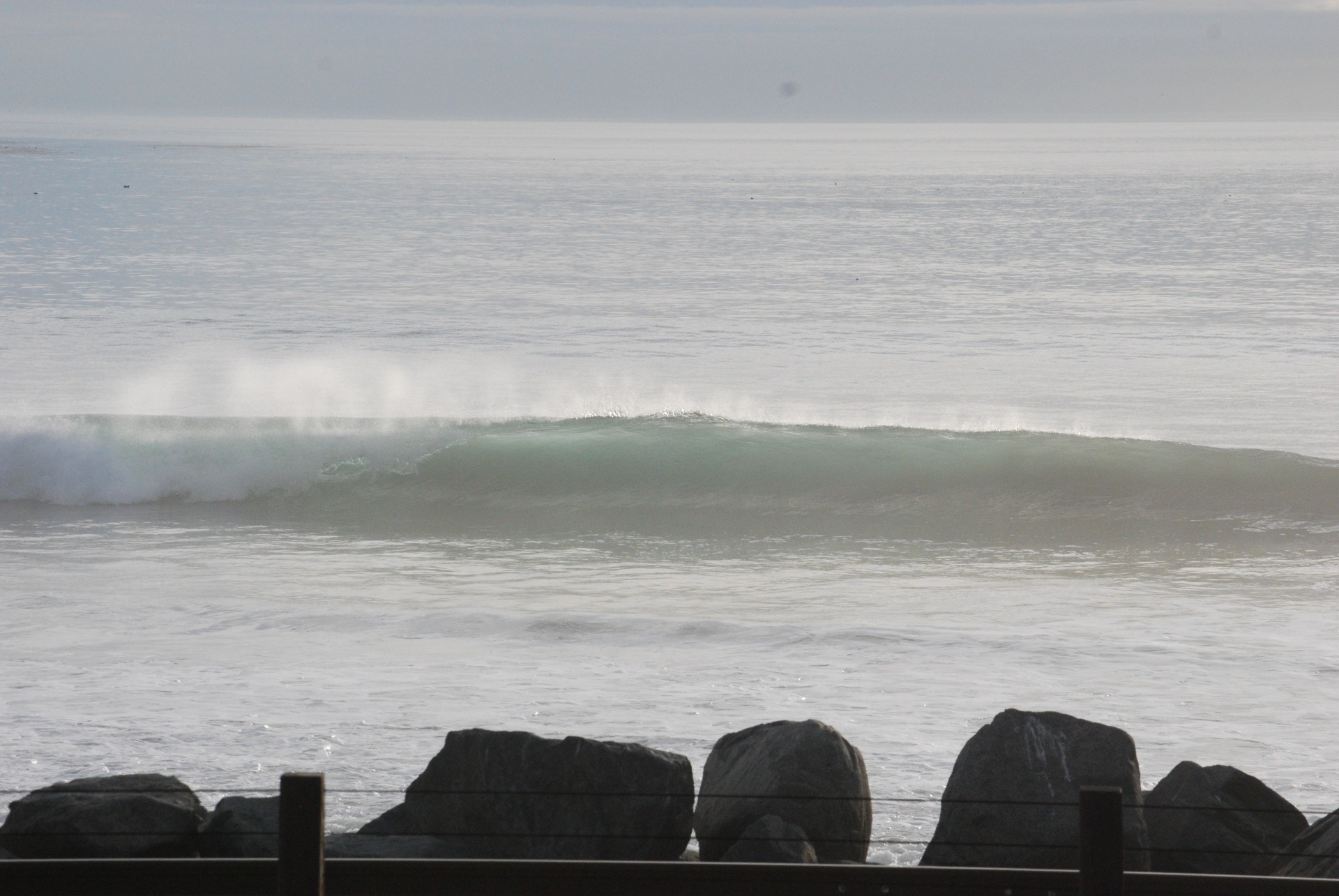 Surfer's photo of San Clemente Pier