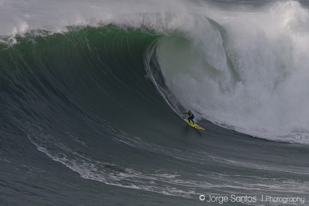 Jorge Santos's photo of Nazaré