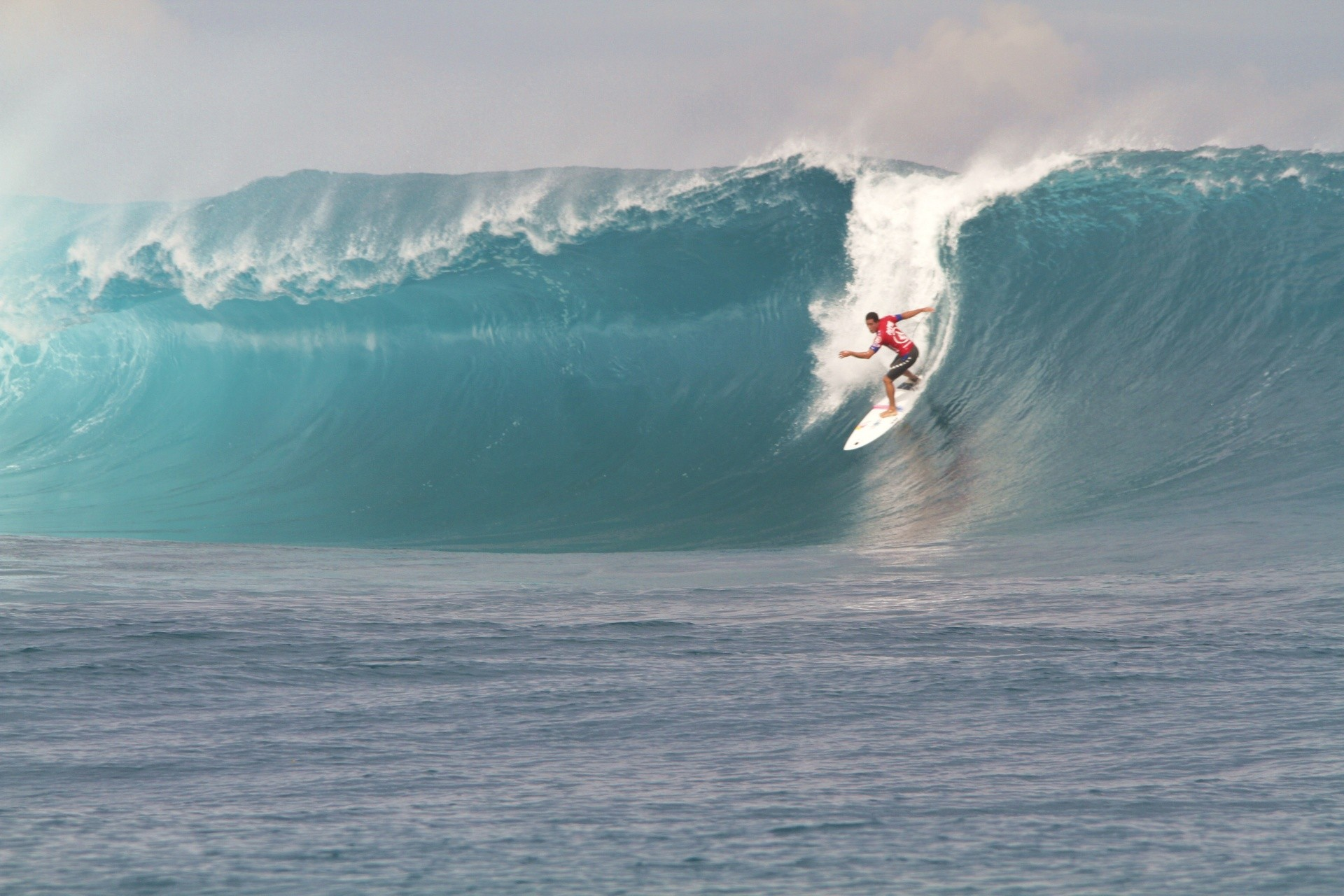 Josh Peterson McFarlane's photo of Tavarua - Cloudbreak