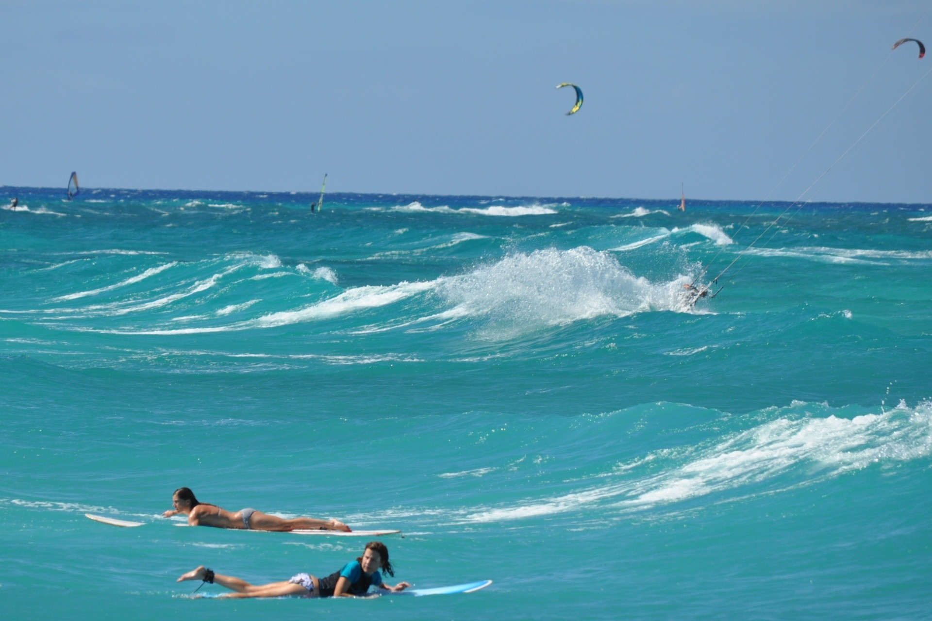 user283276's photo of Surfer's Point - Barbados