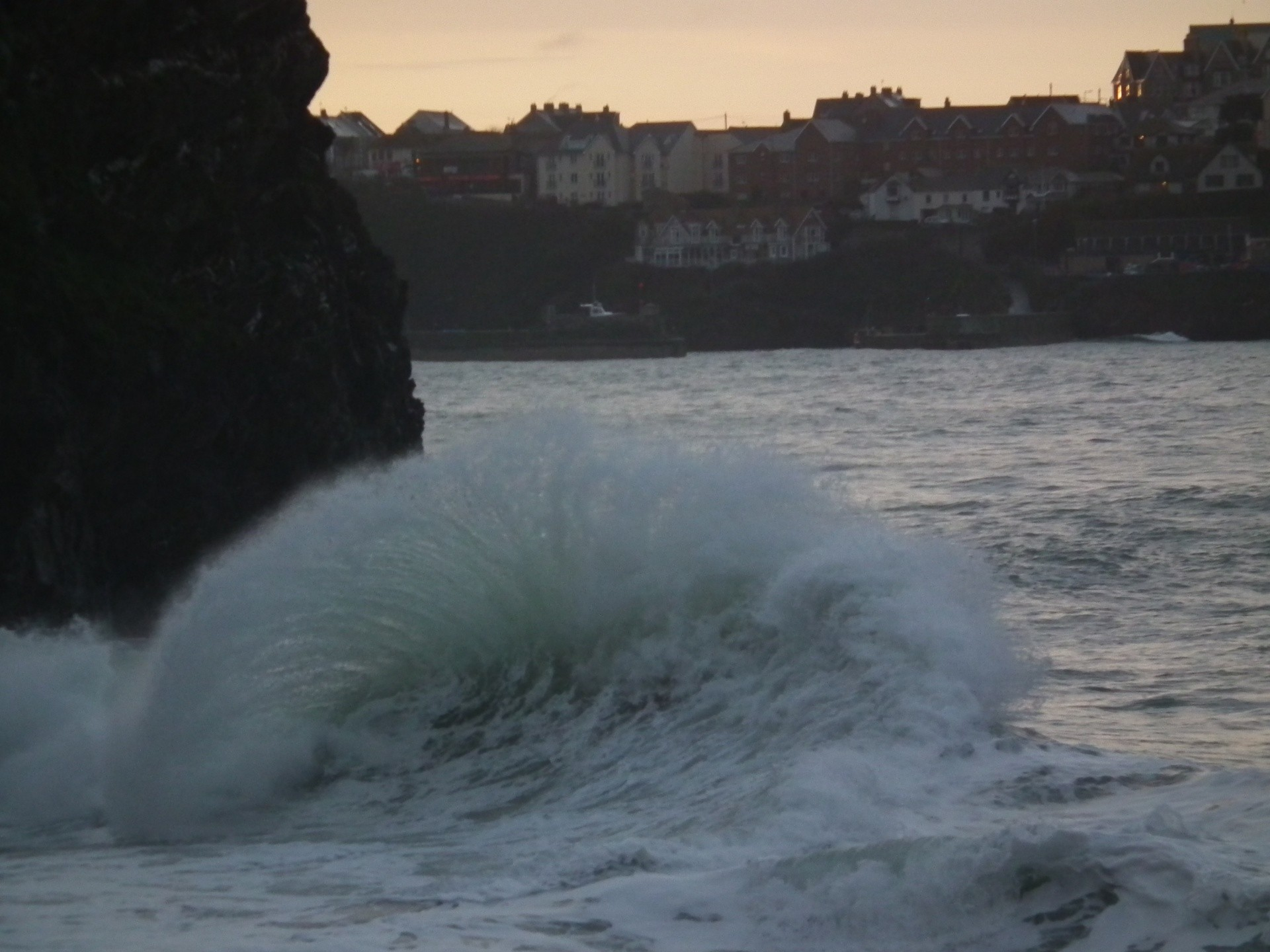 HarryLowery's photo of Newquay - Tolcarne Wedge