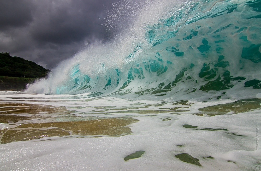 Doug Falter's photo of Waimea Bay