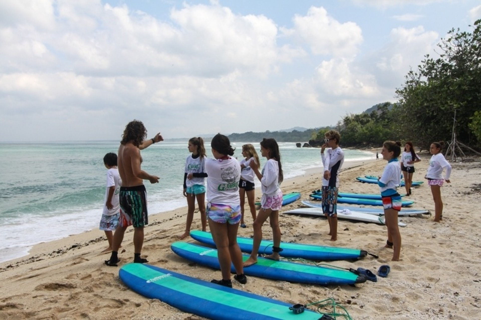G-Land Joyo's Surf Camp's photo of Tiger Tracks Rights