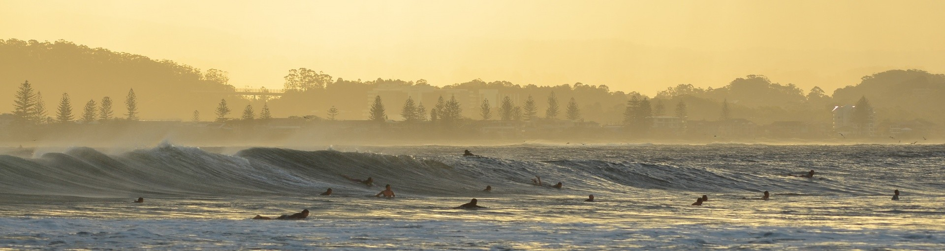Bertie's photo of Snapper Rocks