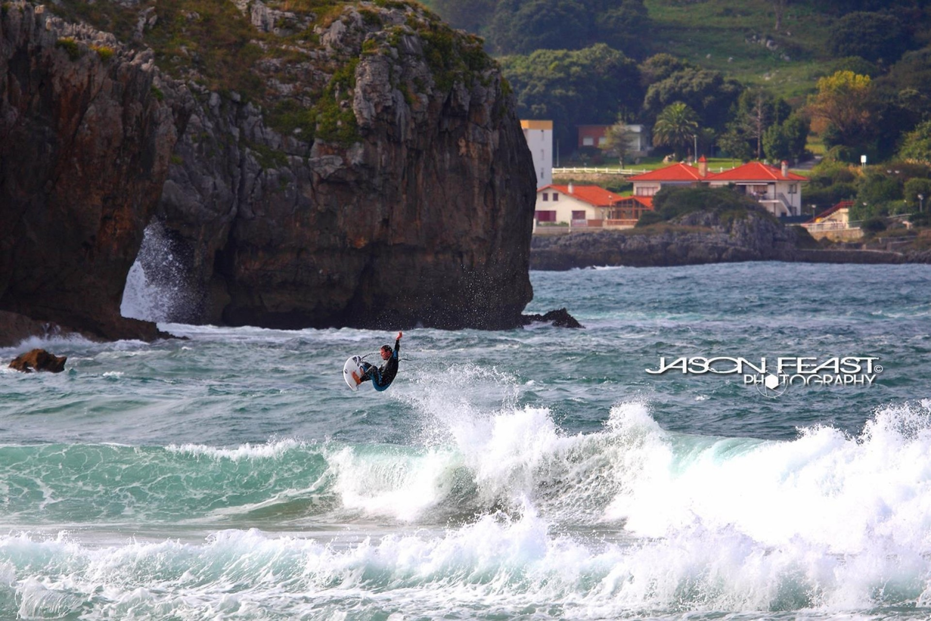 Jason Feast's photo of Santander (El Sardinero)