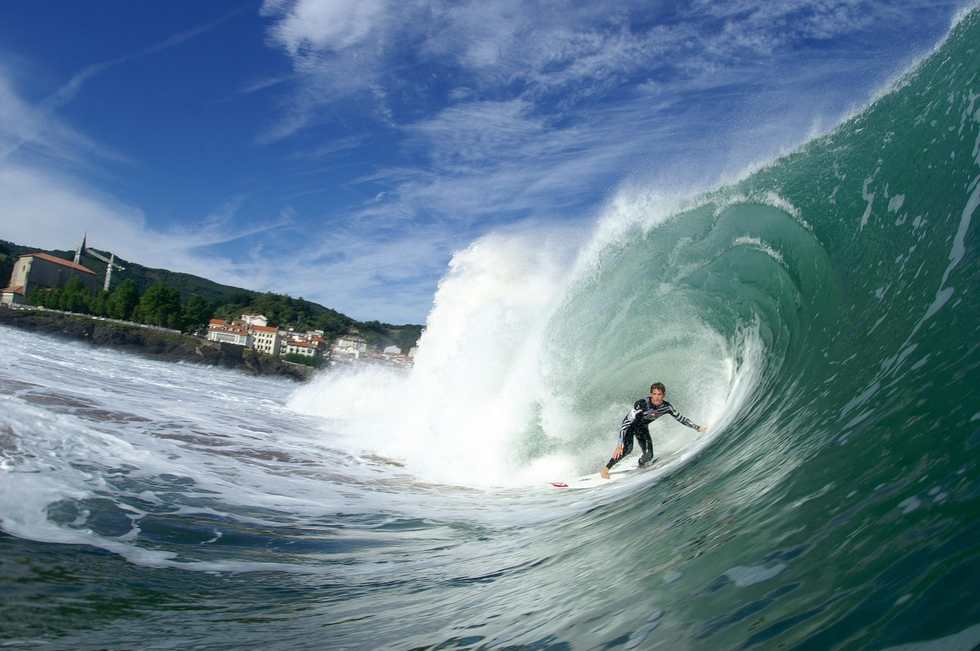 Cedric de Barros's photo of Mundaka