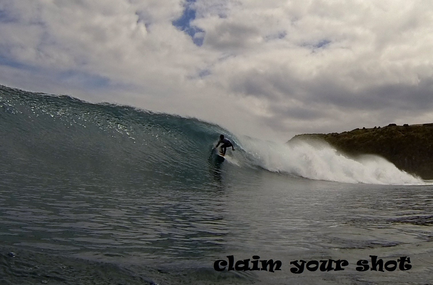 claim your shot's photo of Raglan