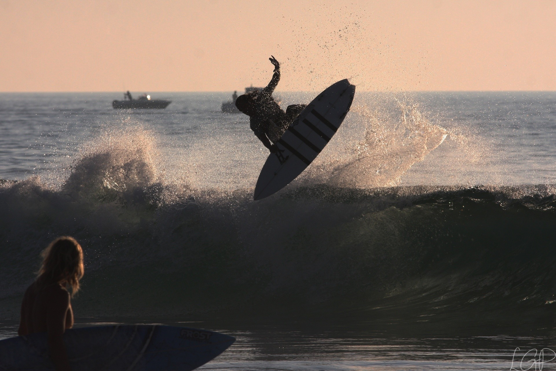 Luke Gartside's photo of Hossegor (La Nord)
