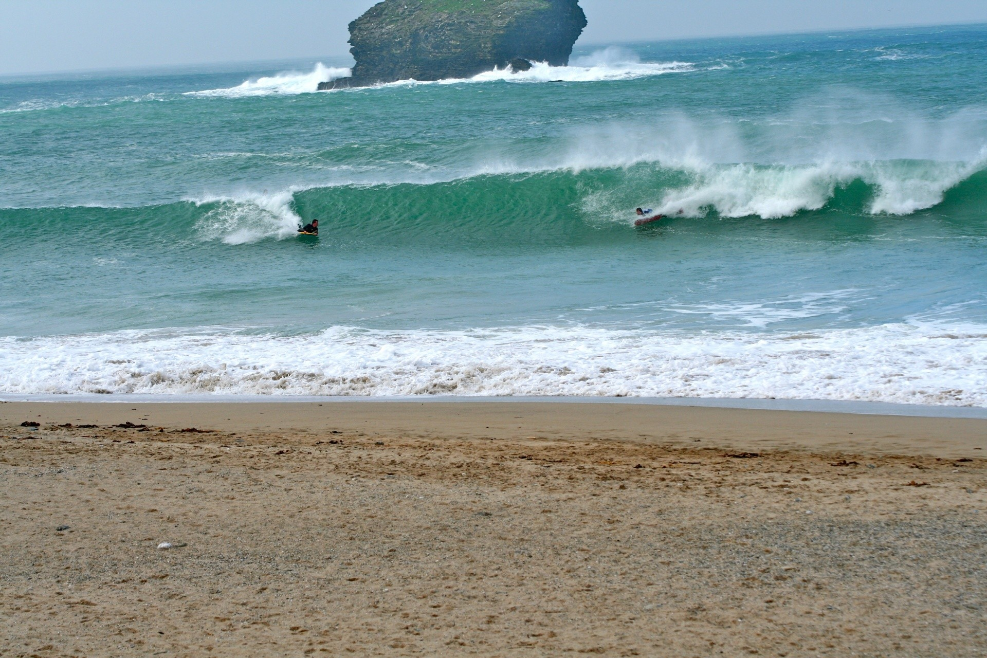 The mud ant's photo of Portreath - Beach