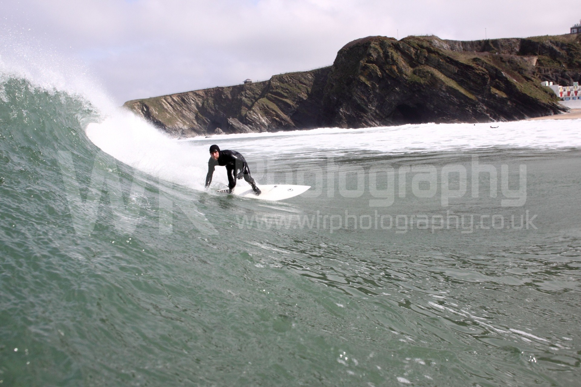 Will Reddaway's photo of Newquay - Tolcarne Wedge