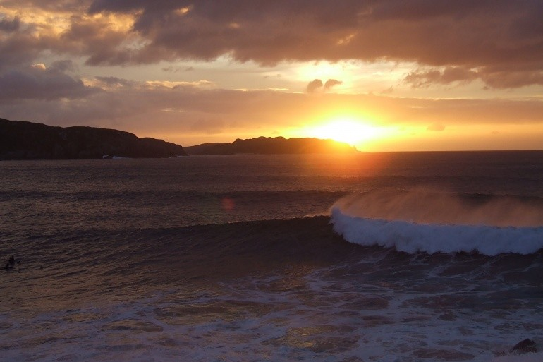 the doc's photo of Durness (Balnakeil Bay)