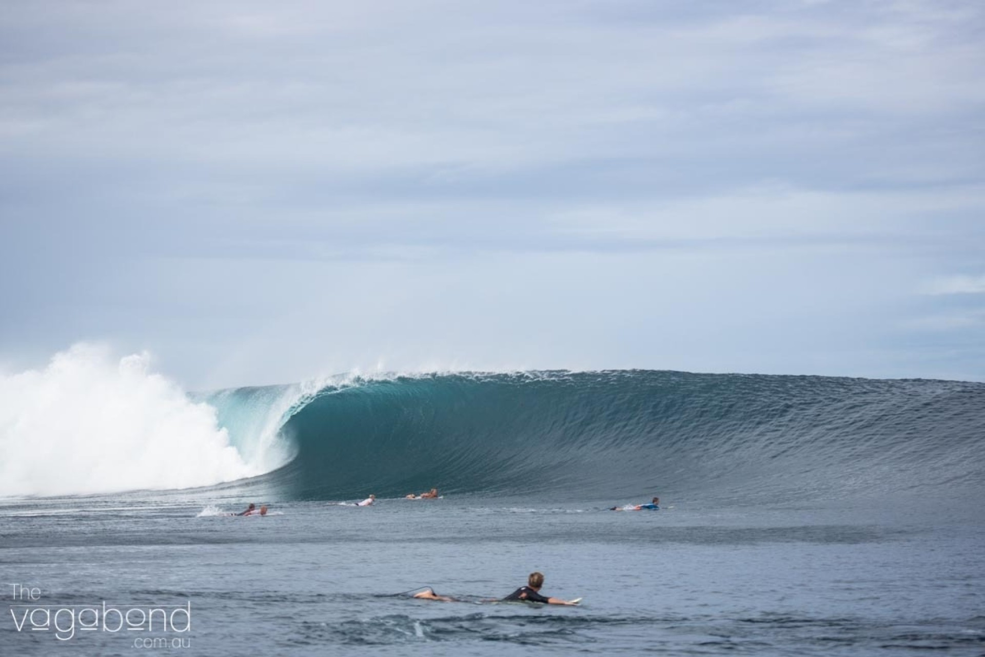 LHTheVagabond's photo of Tavarua - Cloudbreak