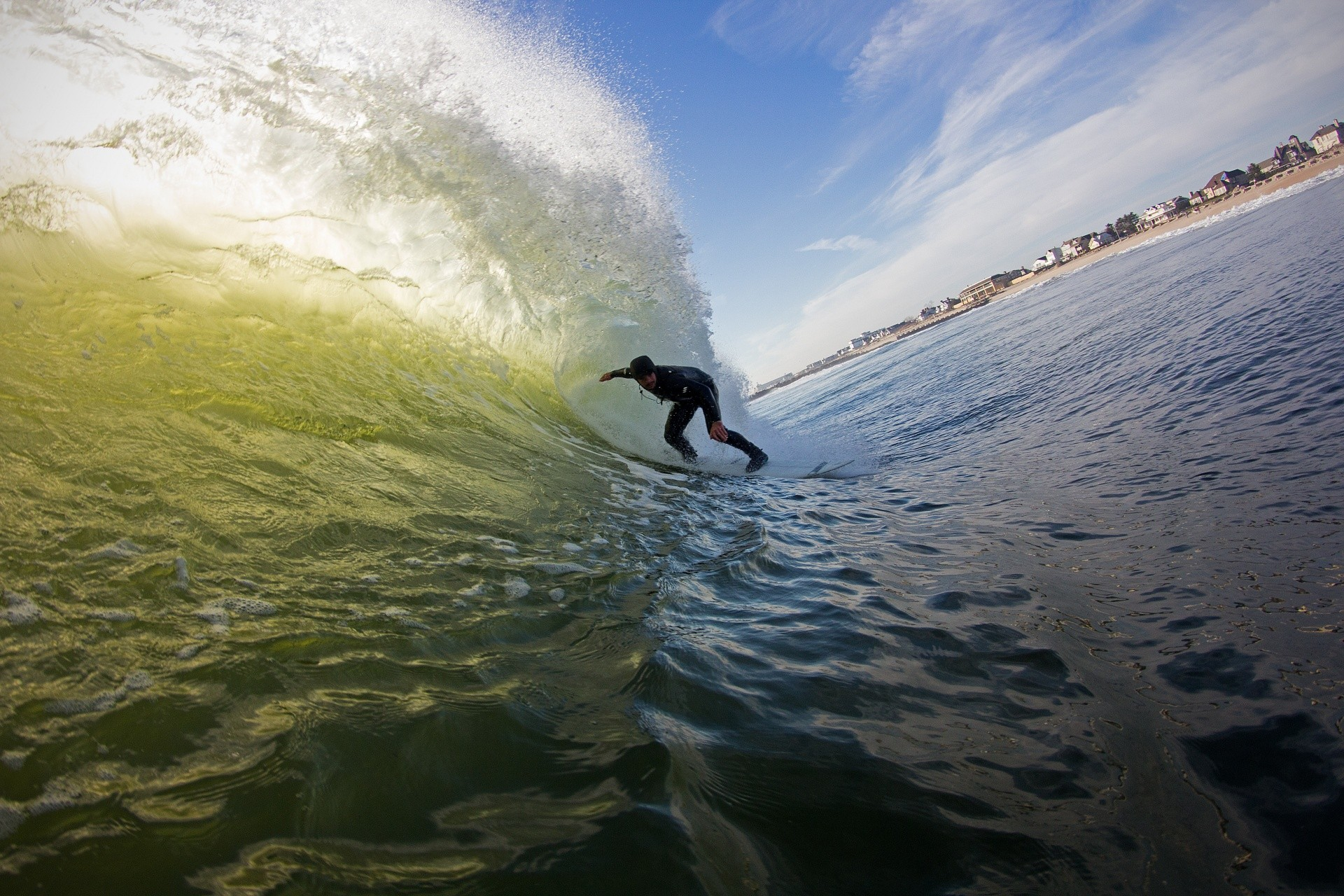 Dave Nilsen's photo of Belmar
