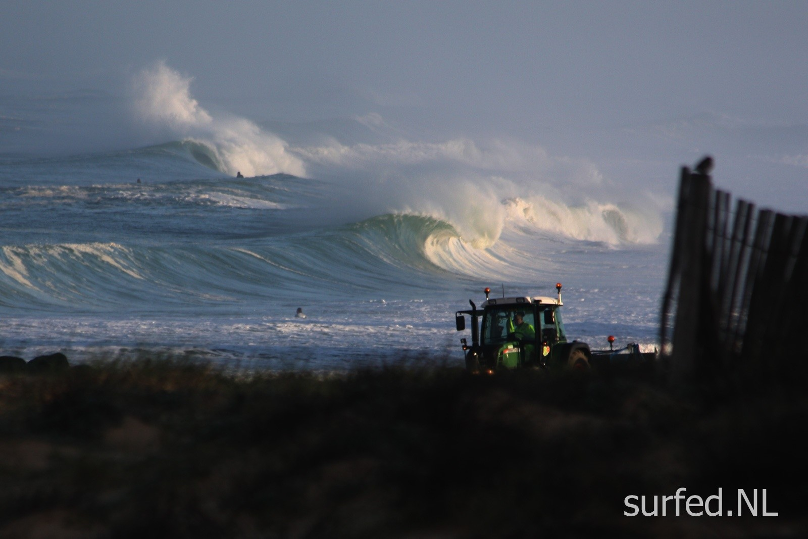 Ed Assele's photo of Hossegor (La Nord)