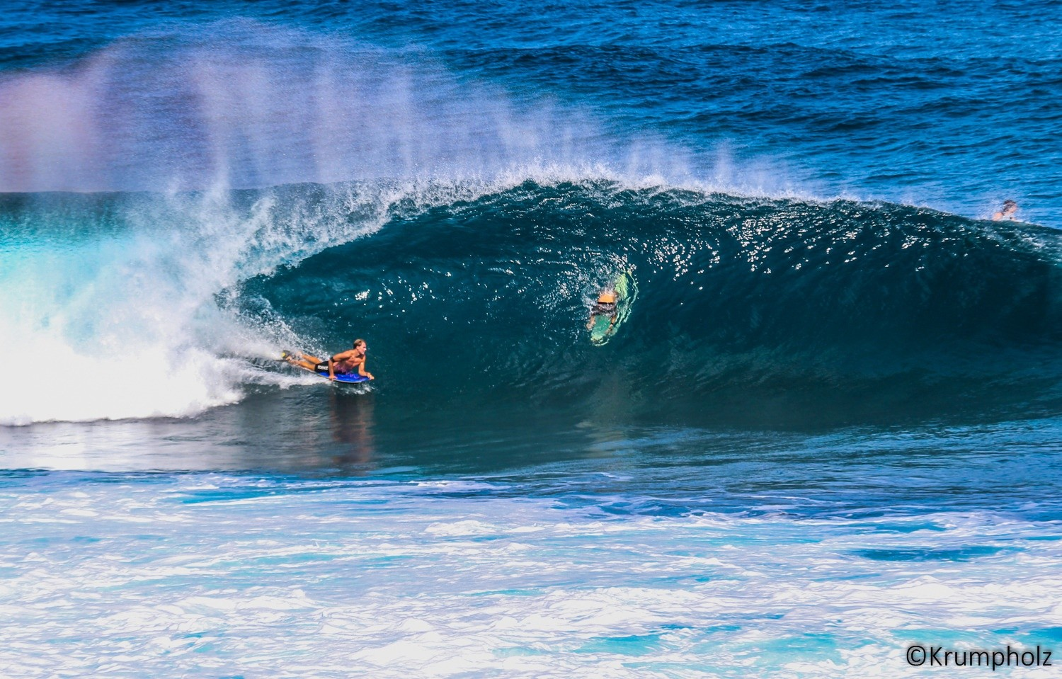 Max Krumpholz's photo of Pipeline & Backdoor