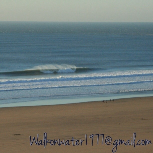 Jesus's photo of Woolacombe