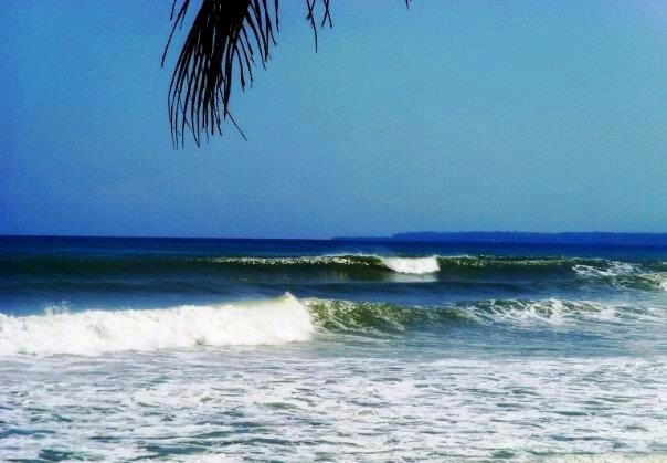 Burn's photo of Sandy Beach - Puerto Rico