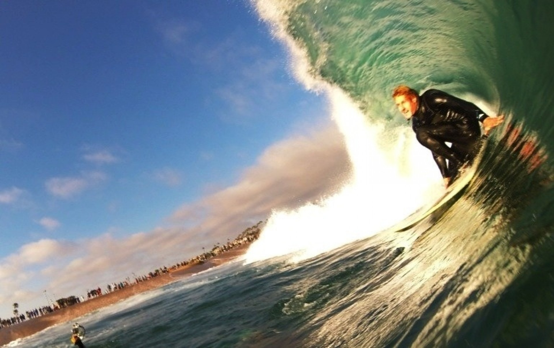 Mike Townsend's photo of The Wedge