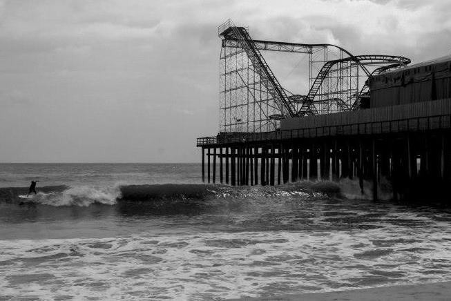Nichole Ratay's photo of Casino Pier